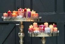 ♥Candle holders♥