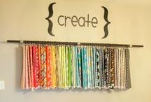 ♥Craft room possibilities and storage♥