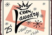 Laundry old school