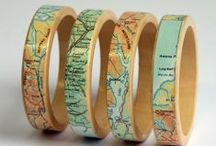 ♥Crafts - using maps♥