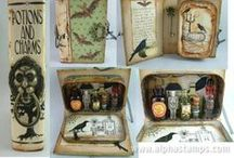 ♥Altered tins and cans♥