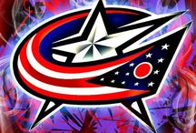 Columbus Blue Jackets / Hockey / by Misti Rae