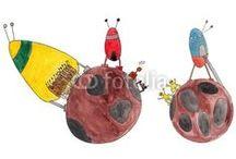I'll try / illustrazioni per l'infanzia