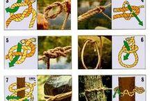 Плетение / Всё, что связано с узлами ...