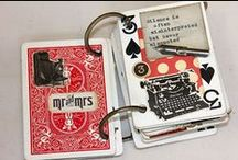 ♥Altered playing cards (APC)♥