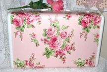 ♥Altered &/or Decoupage cases♥