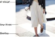 Fashion Styling Tips and Tricks / Dressing for body type, best colors for you, trendy style tips