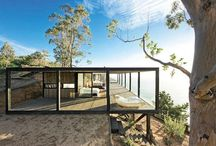 Ideas for a cliff side beach house on a tropical island before 2020