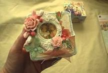 ♥Altered boxes video tutorials♥