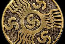 Sigilis, symbols