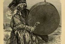 Shaman's drums