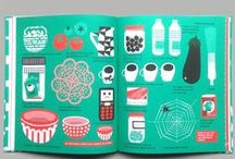 Ideas. Editorial / Diseño editorial, libros, revistas...