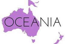 Oceania Travel / Planning and inspiration for Oceania travel. Tips, advice, and ideas for exploring Australia, New Zealand, and the rest of Australasia/Oceania