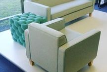 Reception / soft seating / Reception area furniture & fit-out inspiration