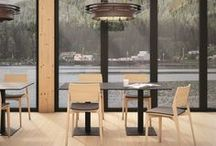 Cafe, kitchen & hospitality / Cafe & Kitchen furniture & fit-out inspiration