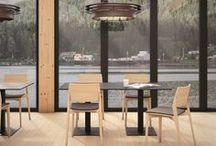 Cafe, kitchen & hospitality / Cafe & Kitchen furniture & fit-out inspiration