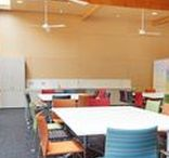 Training rooms / Training room furniture & fit-out ideas by Burgtec