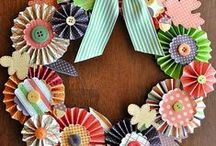 Favorite Wreaths / by Lisa Bearnson