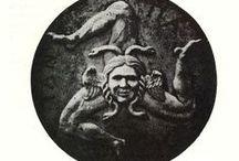 3 / Antahkarana / Three Legs