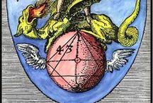 Lapis philosophorum / philosopher's stone / Squaring the circle