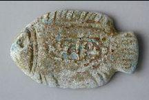 Fish amulets