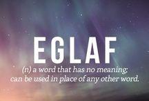 stunning words