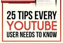 Youtube for Beginners / For all those Entrepreneurs who are new at understanding how Youtube works, how to create a Youtube channel and start vlogging, this board has great tidbits for you.