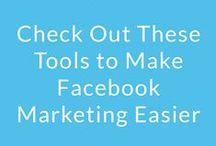 Facebook Marketing Tips / Facebook is a great social media network to market any small business. Here are some tidbits on how to leverage this social media tool to promote your goods and services as an upcoming Entrepreneur.