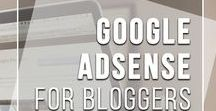 Google Adsense / Trying to understand the basics of Google AdSense? This board has some interesting pins for those beginners trying to navigate their way through the Google AdSense Minefield.