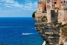 Corse ☼ / Pour tous les amoureux de l'île de beauté <3