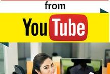 How to make money from youtube / Ready to make money online from youtube. Check out the pins and start earning online today by learning how to make money from youtube. Here are some of the Best ways to make money on youtube.