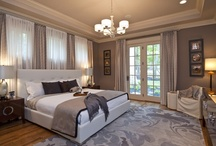 Bedroom Ideas / by Diann LoGuidice