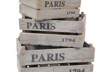 Boxes - kasser