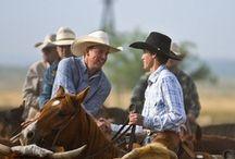 Cowboy friends