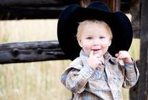 Cowboys child