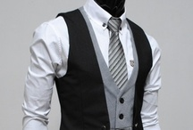 GQ / For gentlemen who loves timeless pieces with modern sleek flare.  / by Kay Alex