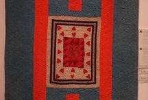ENGLISH and WELSH QUILTS
