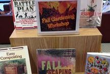 Year in Displays / Book displays created by the librarians at Valley Cottage Library.