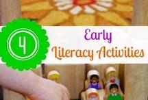 Children's Reading Activities