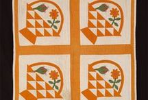 YELLOW AND WHITE QUILTS