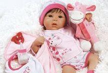 Lillian loves baby dolls / by yetta lee