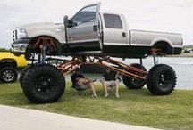 Overkill / Vehicles that are simply over the top!