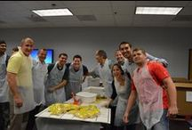 Mac and Cheese Mania / Direct Capital hosted the Mac and Cheese Mania on Tuesday, 6/10, to benefit the New Hampshire Food Bank.