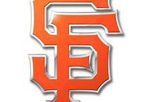 "SF Giants / ""Bleeding Orange and Black since 1981!!!"" / by Stephen Jang"