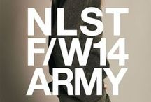 F/W14 ARMY WOMEN