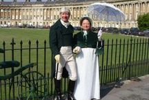 Jane Austen / Things to do that are Jane Austen themed in Bath, England
