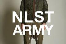 S/S15 ARMY MEN