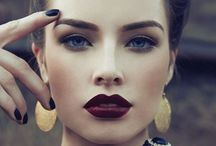 Make-up- Hair & beauty ideas