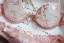 Undressed / Wear fabulous lingerie even if you're the only one to see it