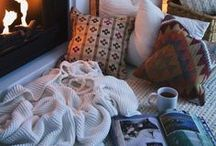 Dreamy Reading Spots / The perfect place to curl up with a book!